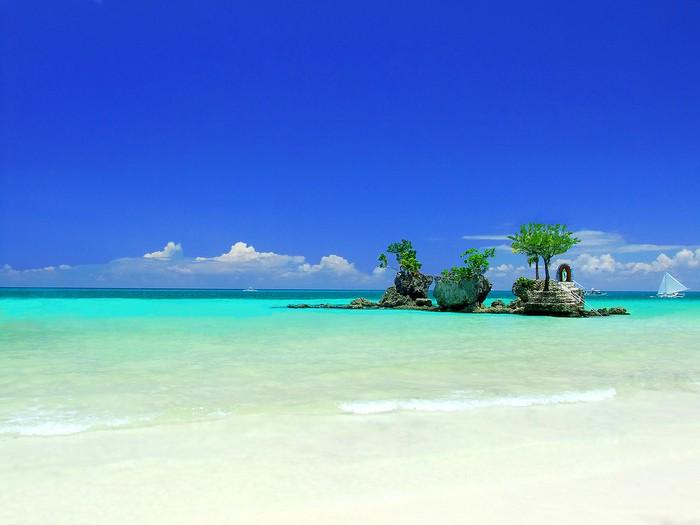 Пляж Боракай