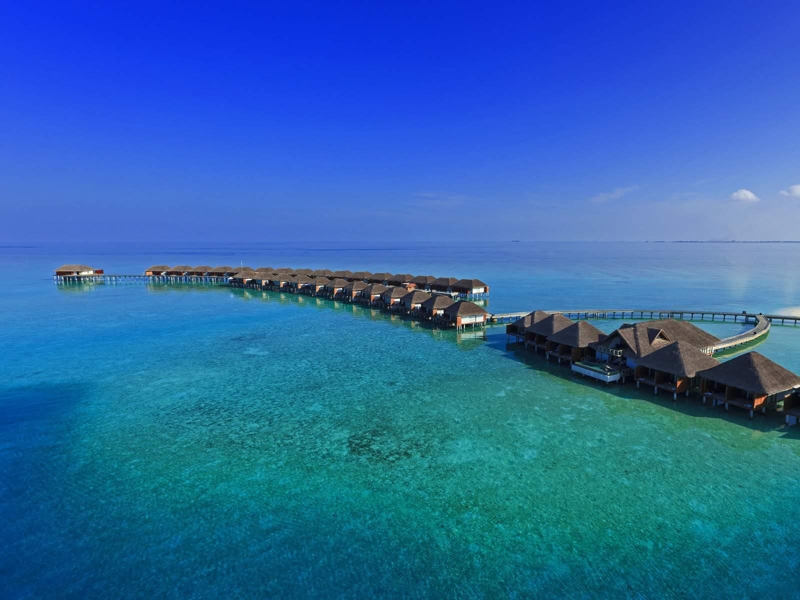 Лучшие пляжи Мальдив на фото