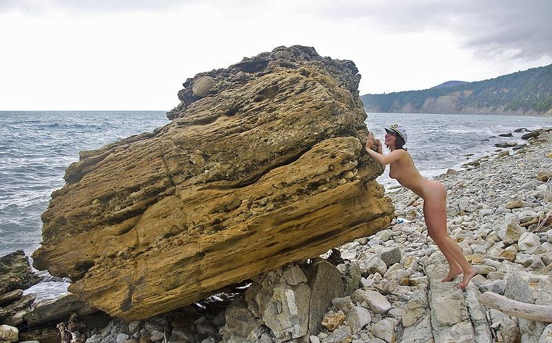 Дикие пляжи Анапы