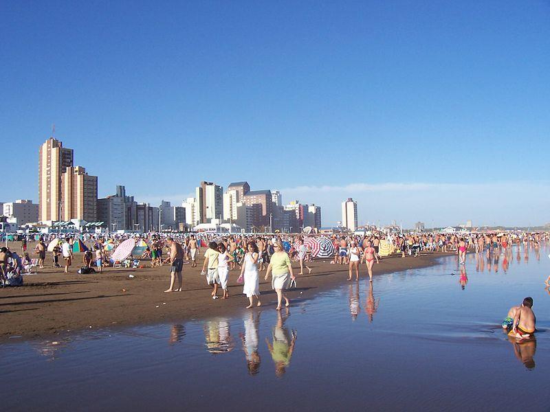 Аргентина -пляжный отдых