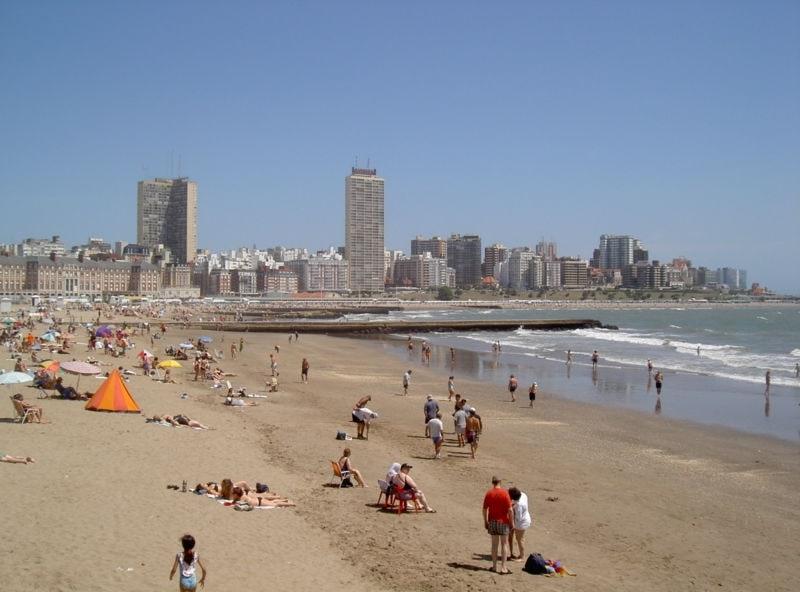 Пляж Буэнос-Айреса