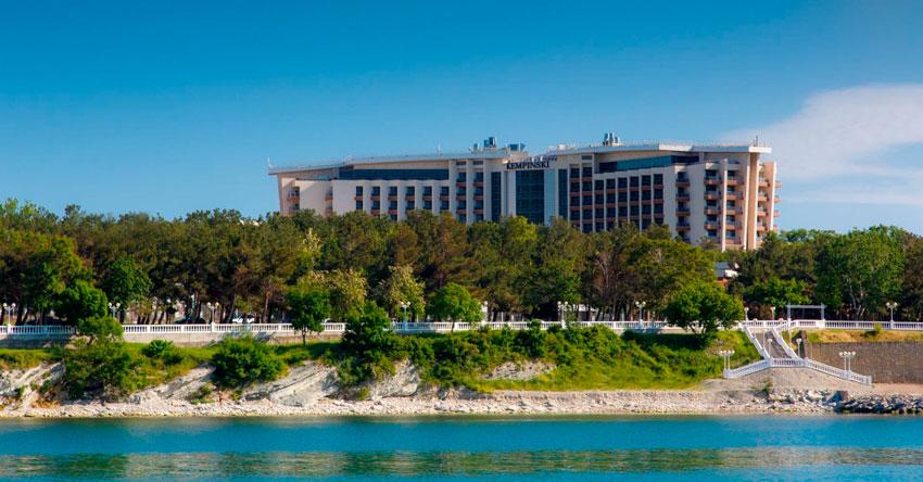 отель Кемпински Геленджик