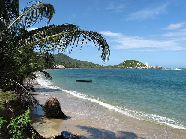 Колумбия - пляжный отдых