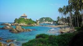 Пляжи Колумбии