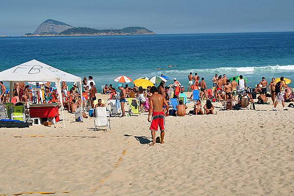 Пляж Леблона