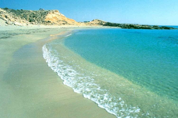 Пляж Плайя-Фламинго