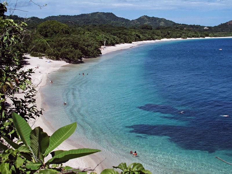 Пляж Плайя-Кончал