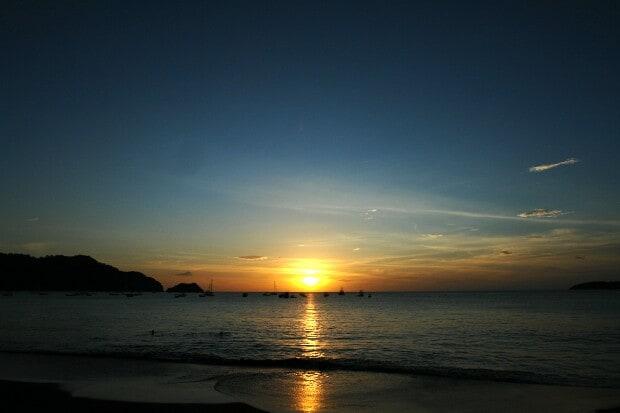 Пляж Дел Коко