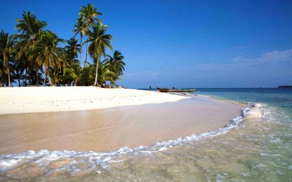 Пляжи Панамы