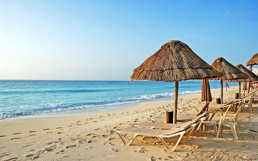 Пляж Манкора