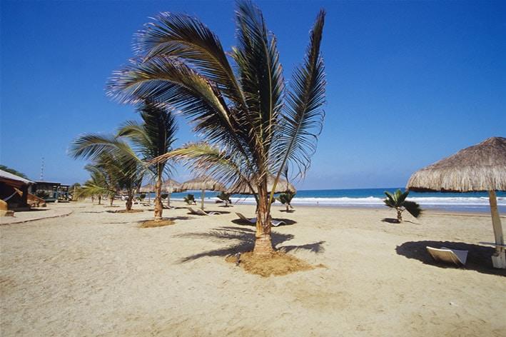 Пляжи Перу