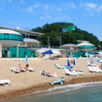 пляжный отдых Мадеста пляж Спутник