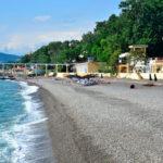 пляжный отдых Фазотрон Мамайка