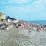 пляжный отдых Адлер