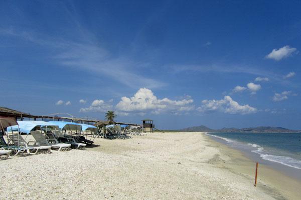 Пляж La Restinga