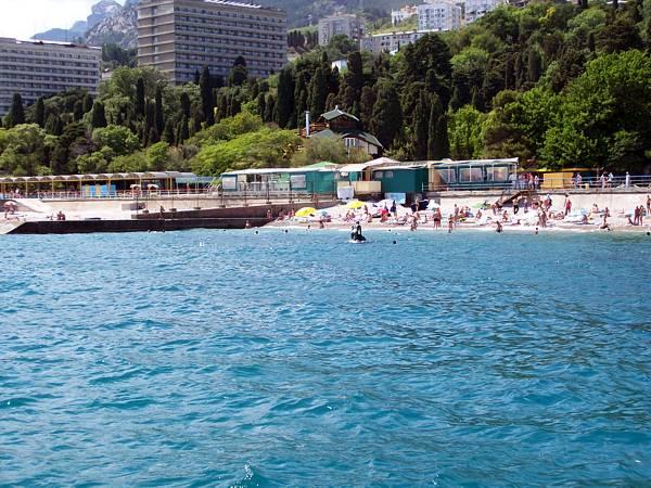 Фото пляжа «Русалочка»