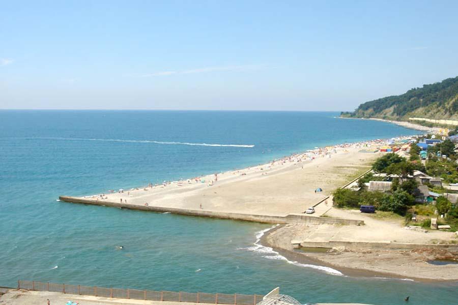 Лучшие Сочинские пляжи