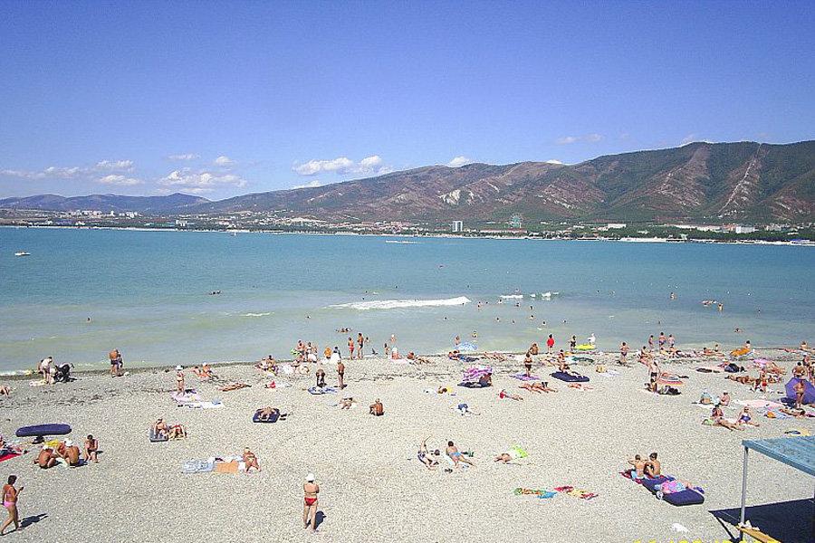 Искупаться на пляжах Сочи