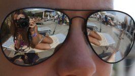 Солнечные очки для пляжа