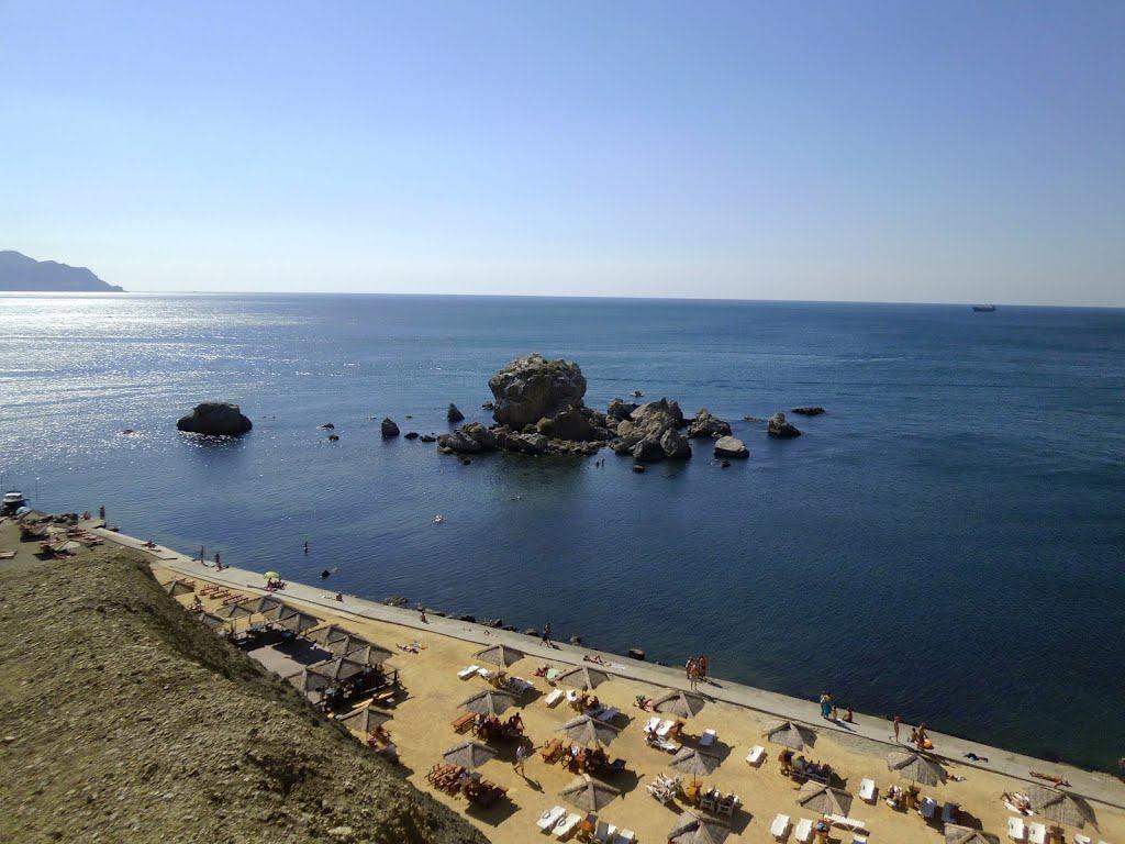 Пляж «Мохито»
