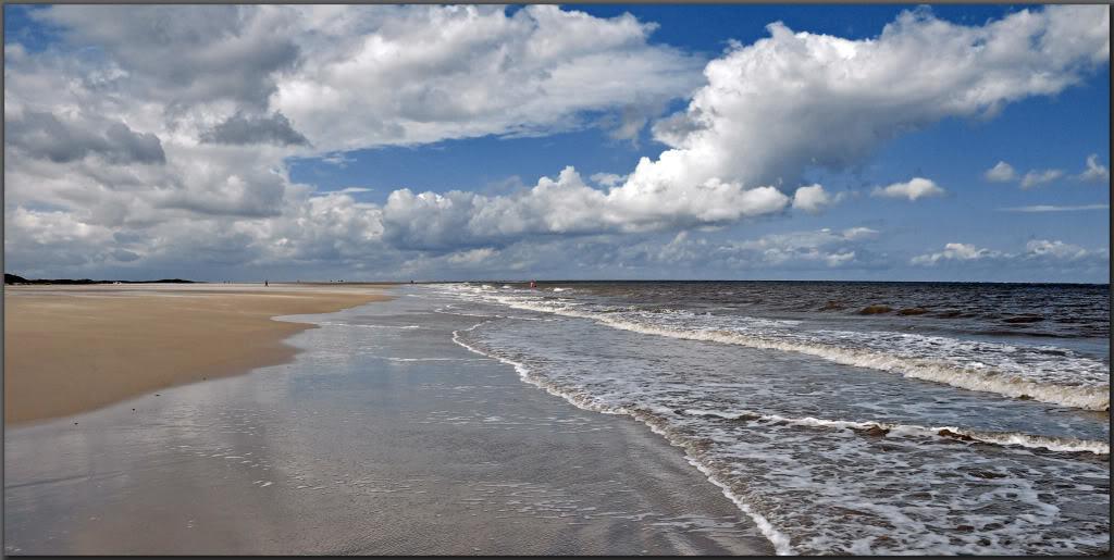 Пляжи острова Хиддензе