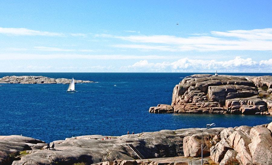 Шведские пляжи
