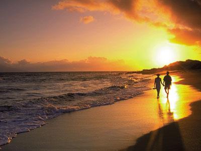 Экзотические пляжи мира