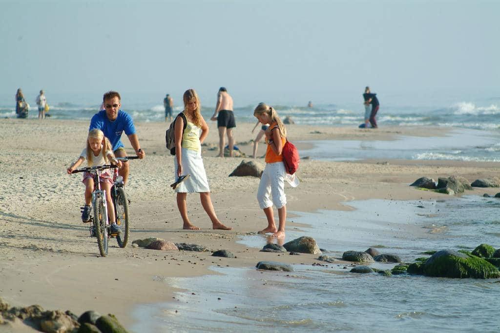 Балтийское море -пляжи