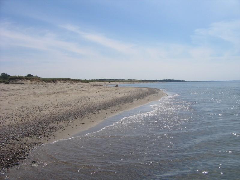 Пляжи Калининграда