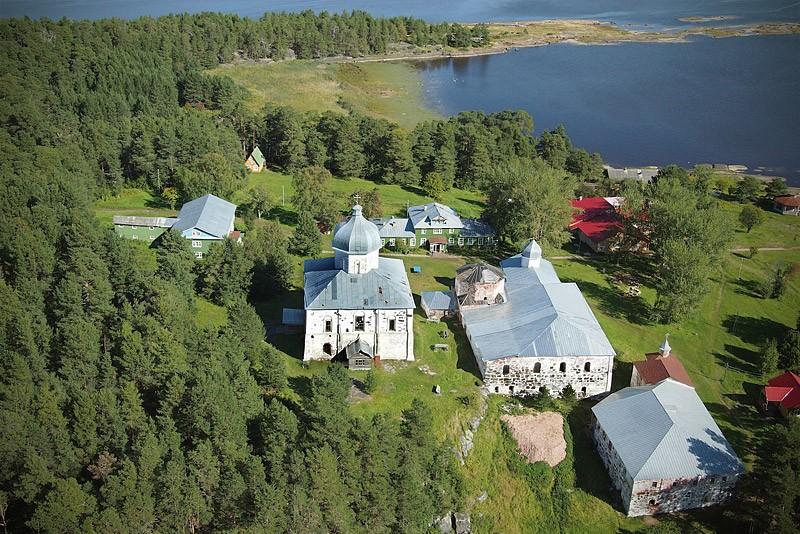 Собор Крестного  монастыря