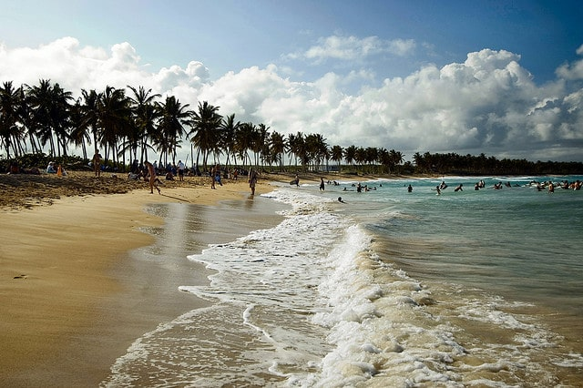 Пляж Пунта-Кана