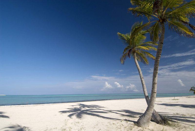 Пуна-Кана -отдых на пляже