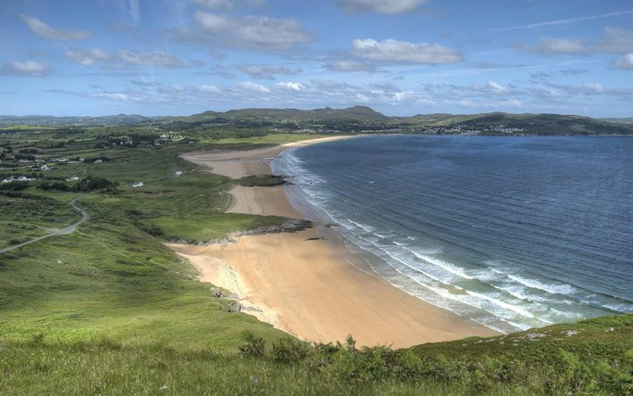 Пляжи Ирландии