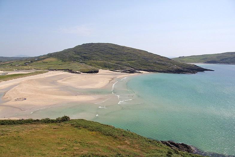 Ирландия -пляжный отдых