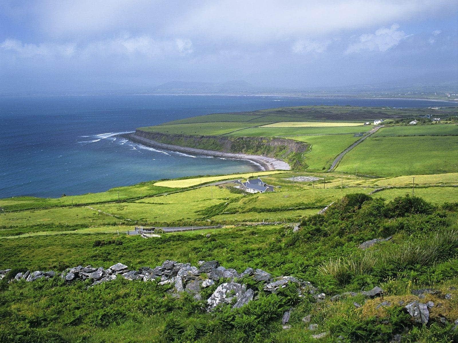 Отдых в Ирландии летом