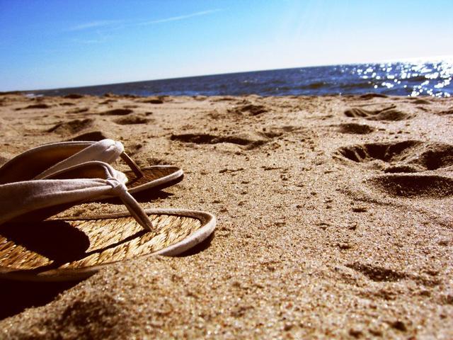 Отдых на пляжах Литвы