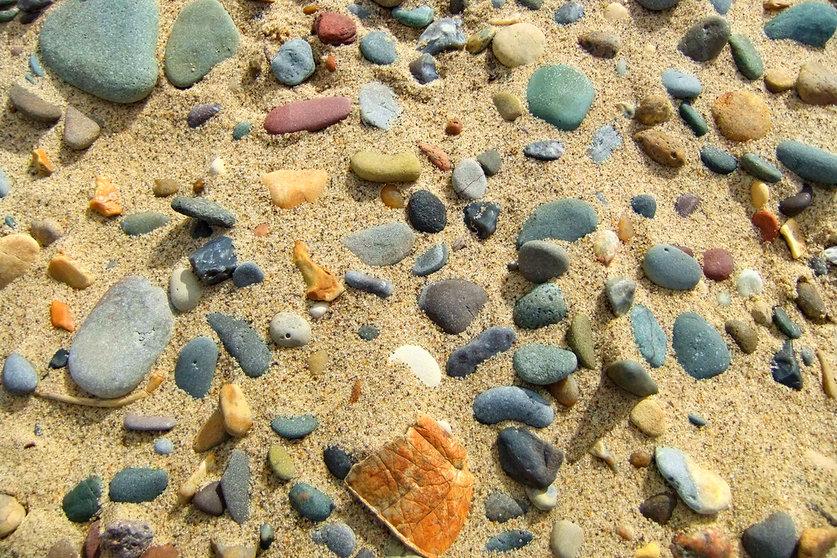 Датские пляжи