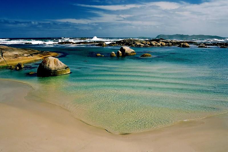 Пляжи Дании