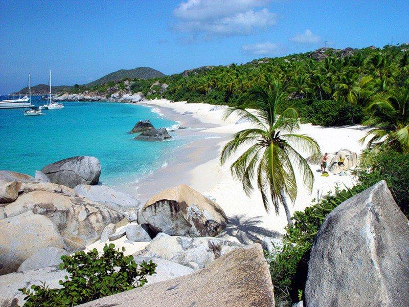 Пляжи Карибы