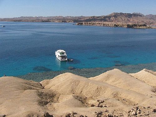 Пляжи Шарм Эль Шейха
