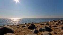 Экологические пляжи Эстонии