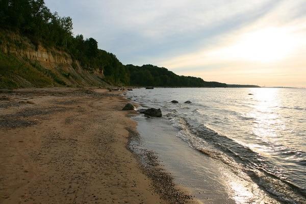 Пляжи Эстонии