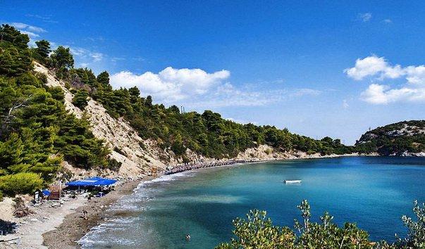 Пляж Стафилос