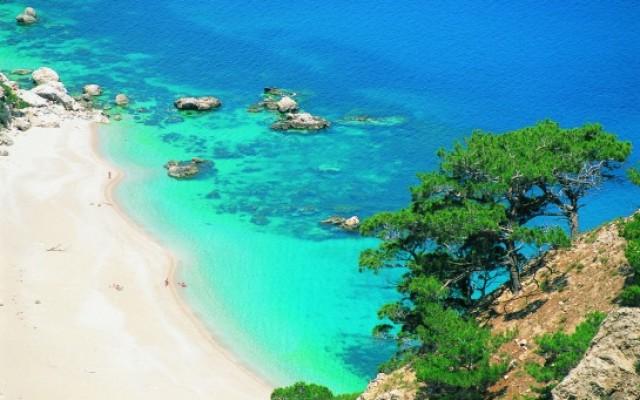 Пляжи Эгейского моря