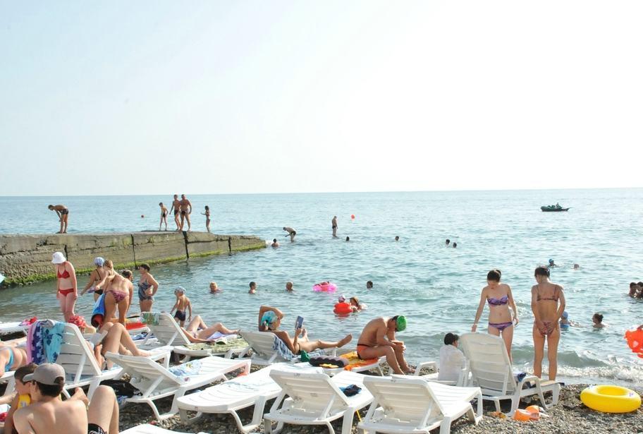 Лучшие пляжи Адлера