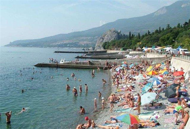 Бесплатные пляжи Крыма