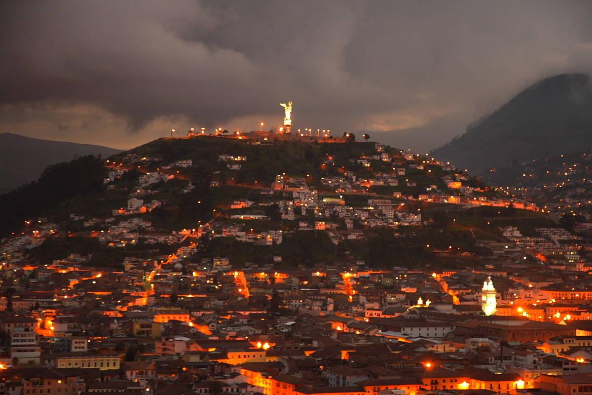 Город Кито