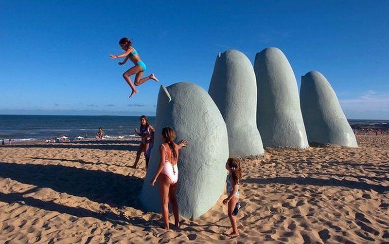 Урогвай - пляжный отдых