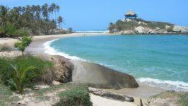 Пляжи Санта-Марта