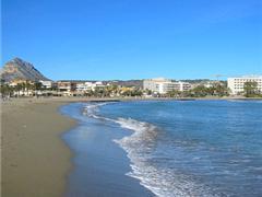Пляжи Коста-Бланка